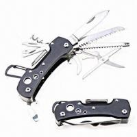 Wholesale Stainless Steel Pocket Knives, Available in Various Colors from china suppliers