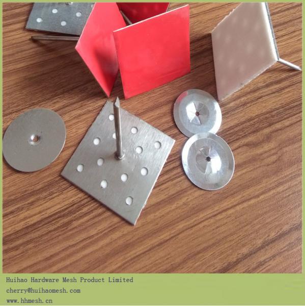 2 2 Self Adhesive Insulation Pins With Self Locking