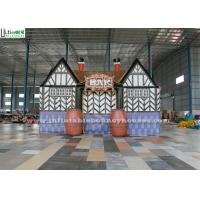 Wholesale Custom Inflatable Pub Tent With Full Printing For Outdoor Inflatable Bar Party from china suppliers