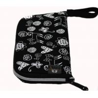 China neoprene SBR computer mouse pad bag with wrist strap ,travel pouch mouse mat on sale
