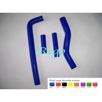 Wholesale Custom Molded Silicone Radiator Hoses Replacement Oil Resistant Blue Color from china suppliers