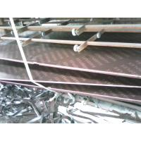 Wholesale Hardwood Core Concrete Shutter Plywood Overlay Brown Film With Logo from china suppliers