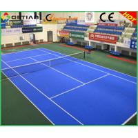 Buy cheap Easy Installation Modular Sports Flooring For Outdoor Tennis from wholesalers