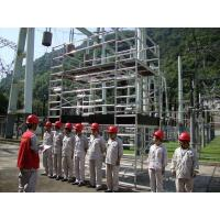 Quality Maintenance Aluminium Mobile Scaffold for sale