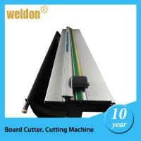 Wholesale Aluminum Alloy Manual paperboard foam board cutting machine with stand from china suppliers