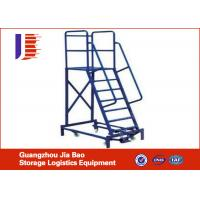 Wholesale Folding Single Side Lightweight Step Ladder With Corrosion Protection ISO / TUv from china suppliers