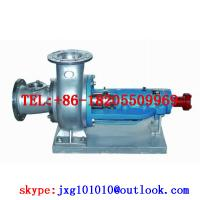 Quality WZJ type paper-pulp pump with no block up, centrifugal pump for sale
