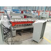 Wholesale 16 Stations Glazed Tile Roll Forming Machine For 0.2mm Aluminum Zinc Material from china suppliers