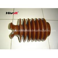 Wholesale Brown Color Post Type Insulator , Pin Post Insulator OEM Available from china suppliers