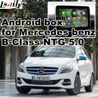 Wholesale Android Gps Car Navigation Box For Mercedes - Benz  B Class ( Ntg 5.0 ) Mirrorlink from china suppliers