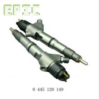 Wholesale EPIC Injector 0 445 120 149 Common Rail WEICHAI WD10 Diesel Engine Valve F 00R J01 692 from china suppliers