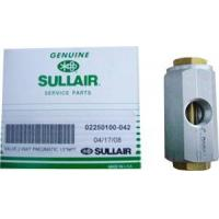 Wholesale Sullair Screw Air Compressor Parts , Brass Blow Off Valve 1kg 02250100-042 from china suppliers