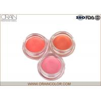 Wholesale Washable Matte Pink Blush Compact Powder For Dark Skin Fashion Design from china suppliers