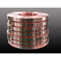 Wholesale Flexible Cable Copper Strips / Copper Foil For Electronic Parts from china suppliers