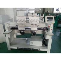 Wholesale Industrial Monogramming Machine Two Heads , Cloth Embroidery Machine CT1202 from china suppliers