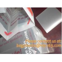 Wholesale Fold Over Die Cut, flexi loop handle, die cut handle, block bottom, string bag, Jewelry from china suppliers