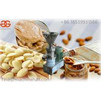 China High effiency almond butter making machine for sale in factory price manufacturer on sale