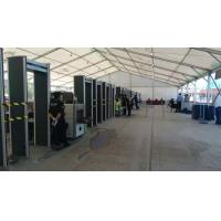 Wholesale Security Personal Scanning Walk Through Metal Detector For Event / International Conference from china suppliers