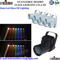 Wholesale Professional LED Disco Lights LED DMX Pin Spot 10W  For Nightclub from china suppliers