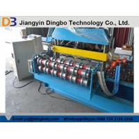 Wholesale Hydraulic Curving Roof Panel Roll Forming Machine for Round Roofs of Buildings from china suppliers