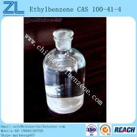 Buy cheap Ethyl Benzene Colorless Transparent Liquid Fine Chemical Used In Styrene from wholesalers