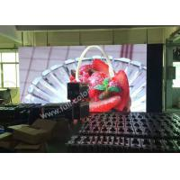 Wholesale Die Casting 500x500 Outdoor Led Video Wall , High Brightness Curved Led Display from china suppliers