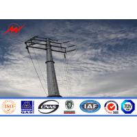 Wholesale 1mm - 30mm Thickness Electrical Steel Utility Pole For Power Distribution Line Project from china suppliers