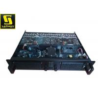 Wholesale Customized 3400W 2 Channel Power Portable Amplifier 20Hz-34Khz For Public Address from china suppliers