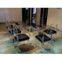 Acrylic kitchen table sets cheap of item 106451275 for Kitchen set 008 58