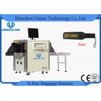 Wholesale Digital Airport Baggage Scanner , Security Scanning X Ray Baggage Inspection System from china suppliers