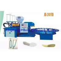 Quality Double Density Sole Injection Molding Machine With 24 PCS Mold Station for sale