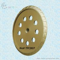 Wholesale Diamond Turbo Crack Chaser Saw Blade - TPCB07 from china suppliers