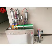 Wholesale Automatic Aerosol Spray Filling Machine for Furniture cleaning Spray 5000-8000cans/shift from china suppliers