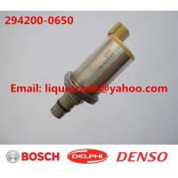 Wholesale DENSO genuine Fuel Pressure Regulator / suction valve SCV 294200-0650 from china suppliers