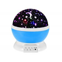Wholesale LED Night Lighting Lamp Light Up Your Bedroom With This Moon Star Sky Romantic LED Nightlight Projector from china suppliers