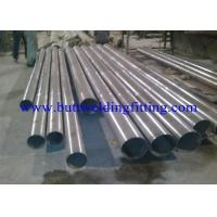 Wholesale Chemical 6 Inch Steel Round Pipe , Weld Titanium Thin Wall Steel Pipe from china suppliers