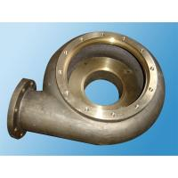 Wholesale Sand blasting , heat treatment centrifugal pump casting housing ISO9001,BV from china suppliers