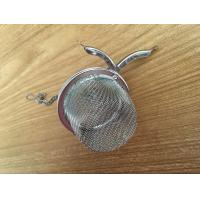 Quality Custom Stainless Steel Filter Mesh Metal Insert Molding For Tea / Coffee Filter for sale