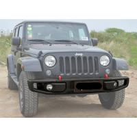 Wholesale 10th Anniversary Steel Bumper Automobile Spare Parts for 2007-2017 Jeep Wrangler & Wranglar Unlimited from china suppliers