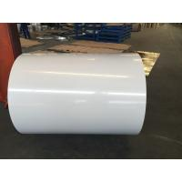 5 - 7 Microns Primer Coated Galvanized Steel Sheet In Coil2H Pencil Hardness,PPGI steel coils