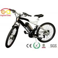 Wholesale Silver Sumsung Lithium Ebike Bottle Battery , 36V Electric Scooter Battery Pack from china suppliers