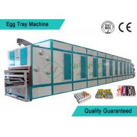 Wholesale 6 Layer Dryer Fast Automatic Pulp Moulding Machinery For Egg Tray / Egg Box from china suppliers