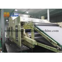 Quality Custom Non Woven Fabric Making Machine For Sanitary Napkins / Baby Diaper for sale
