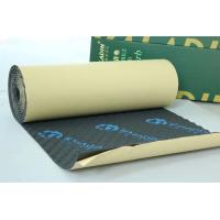 Wholesale Cars Refit Foam Sound Absorption Pad Release Paper Adhesive Acoustic Foam Sheets from china suppliers