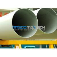 Wholesale TP304 , TP304L , TP316 , TP316L Stainless Steel Pipe , SS Seamless Pipe from china suppliers