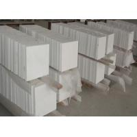Wholesale Oriental White Marble Pre Cut Natural Stone Tile For Living Room Decoration from china suppliers