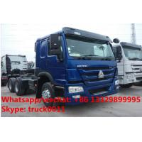 Wholesale Good price SINO TRUK HOWO 6*4 371hp diesel tractor head truck for semitrailer,HOT SALE SINO TRUK HOWO tractor head from china suppliers