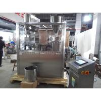 Wholesale China Capsule Filling Machine Supplier With Automatic Loading Powder and Empty Capsule Device from china suppliers