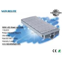 Wholesale Outside 300w Philip Led Street Lighting With 5 Years Warranty , Energy Efficient from china suppliers