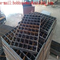 Buy cheap Bar Grating trench grating steel bar grating with SGS/welded hot dip galvanzied bar steel grating/steel grid price from wholesalers
